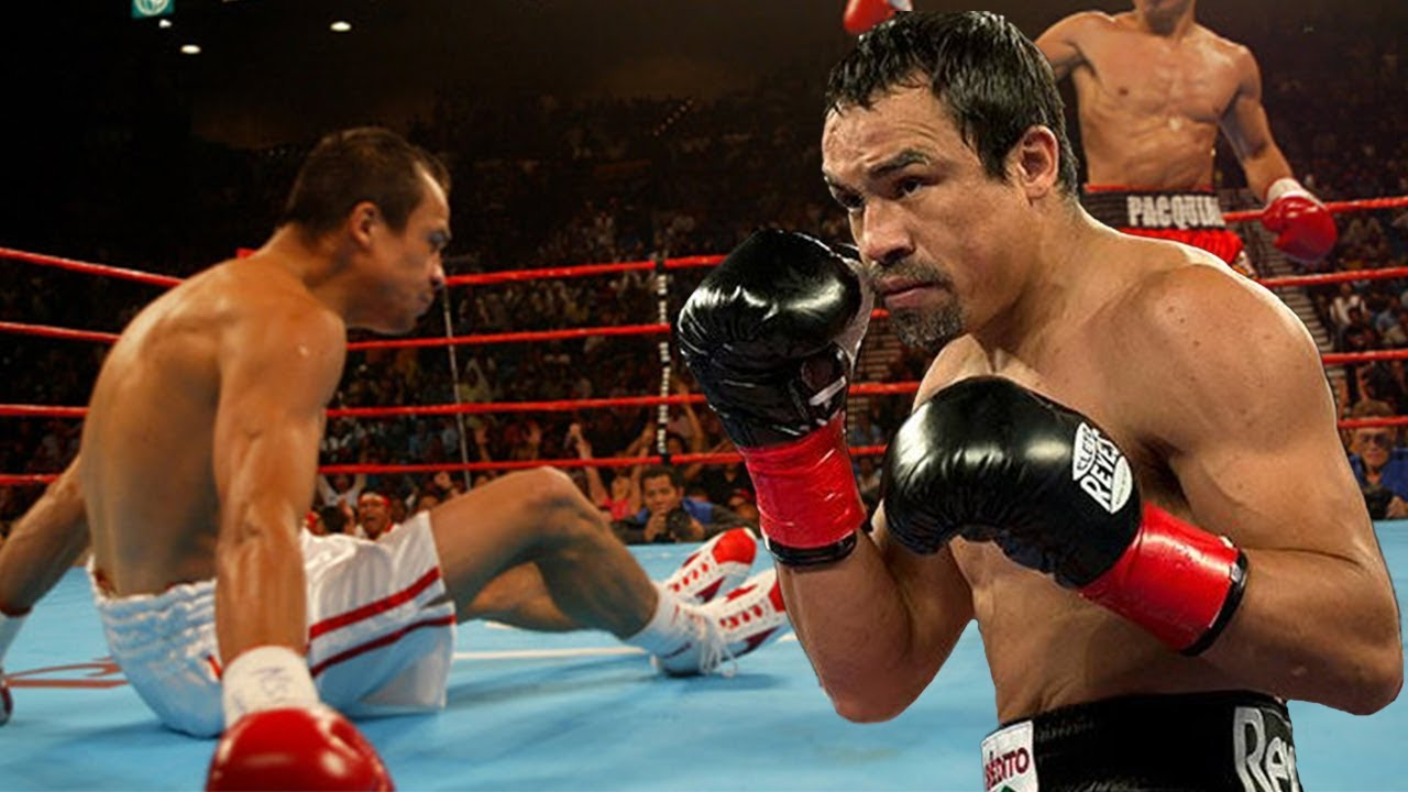 Juan Manuel Marquez | All Losses