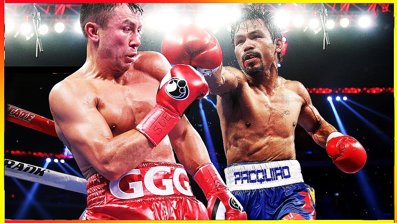 Manny Pacquiao vs Gennady Golovkin – Can Pacman Win 9th Division Title