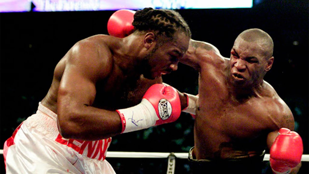 Mike Tyson vs Lennox Lewis | Fight Highlights