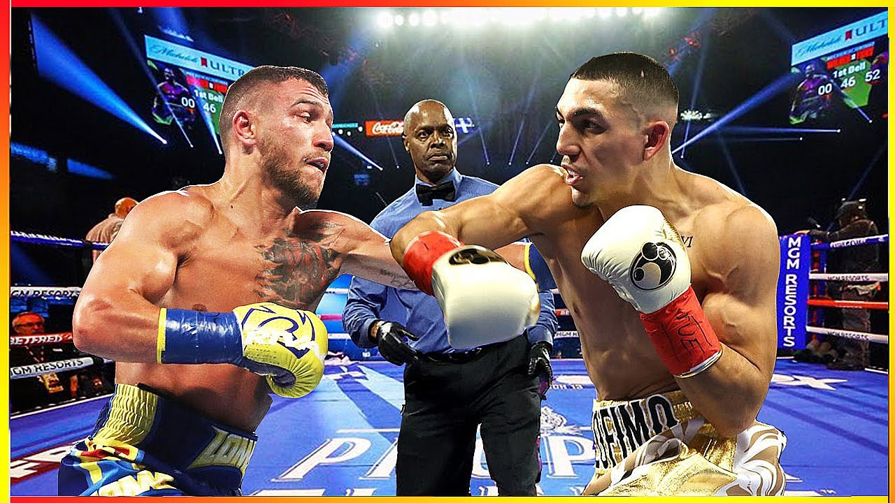 Teofimo Lopez vs Vasyl Lomachenko – Is Loma Too Small For Teofimo