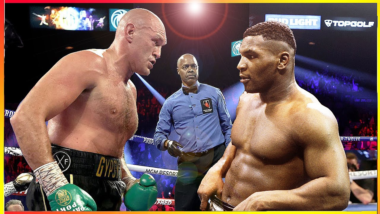 Tyson Fury vs Mike Tyson Cross-Generational Showdown