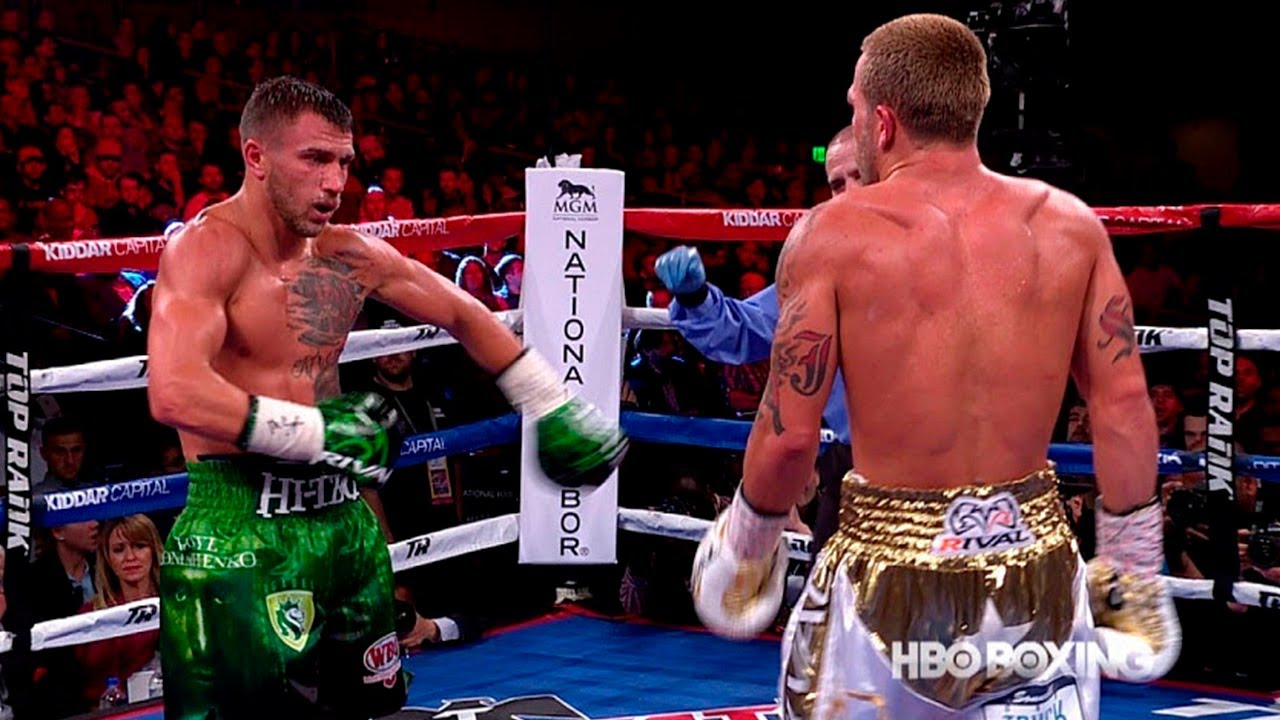 When Vasily Lomachenko Trolls His Opponents