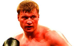 ALEXANDER «Sasha» POVETKIN ☆☆☆ World's Fifth Best Active Heavyweight by BoxRec