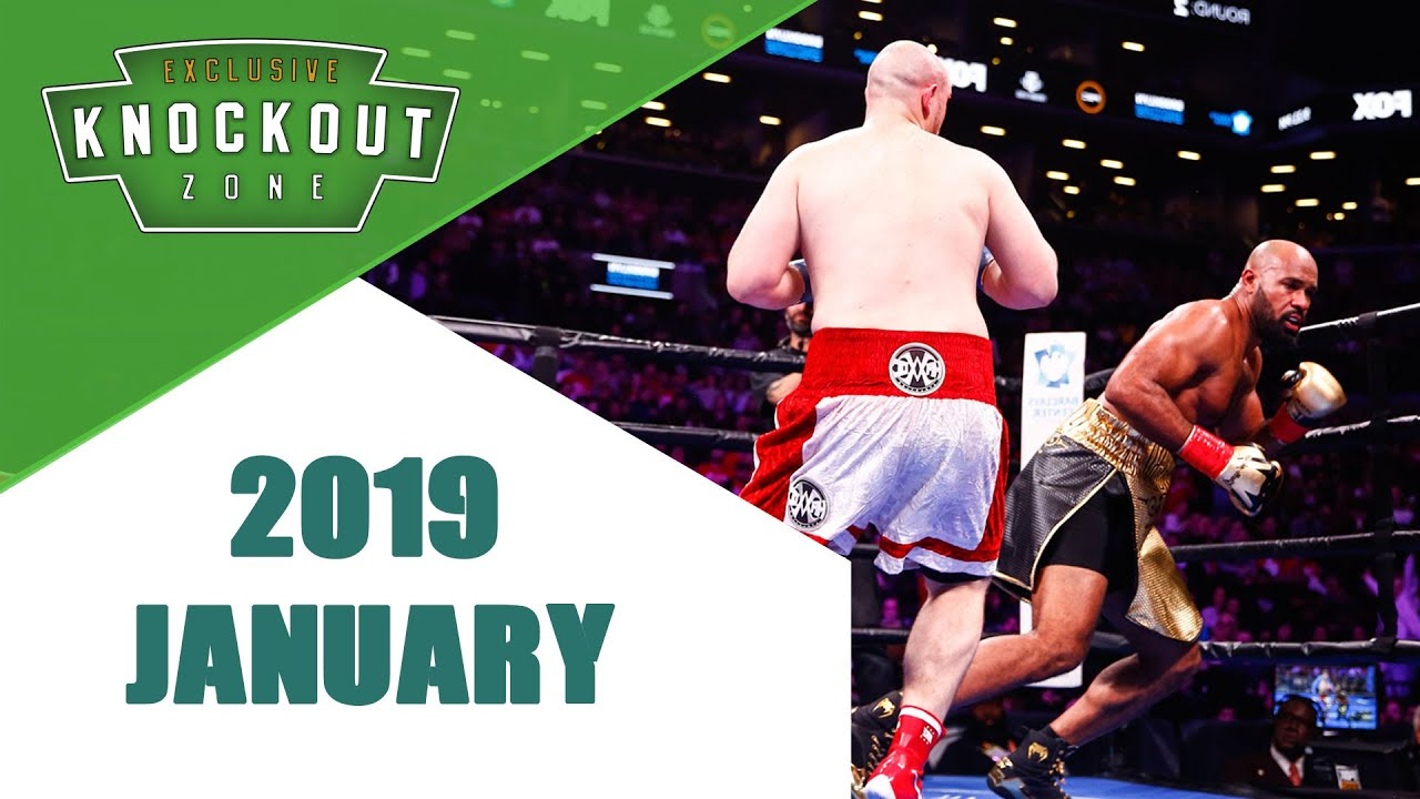 Boxing Knockouts | January 2019