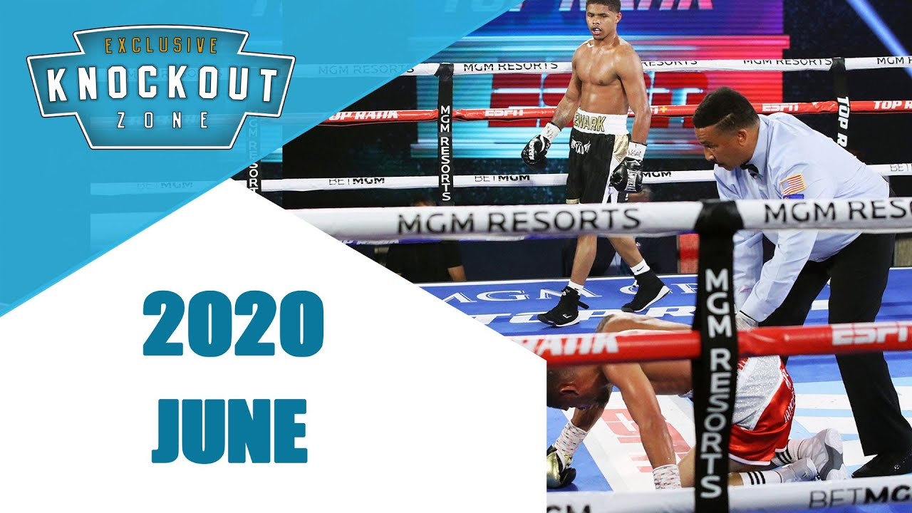 Boxing Knockouts | June 2020