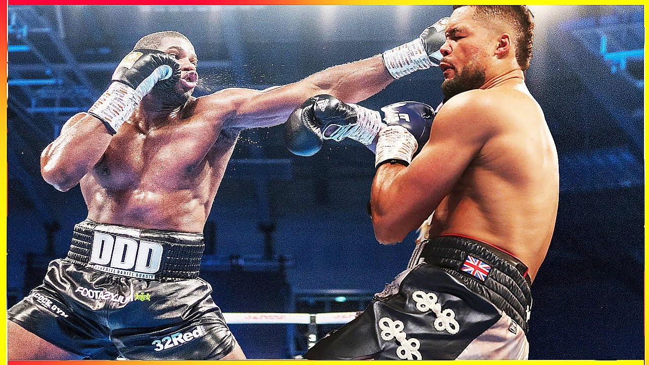 Daniel Dubois vs Joe Joyce – Who is the Future Heavyweight King!?
