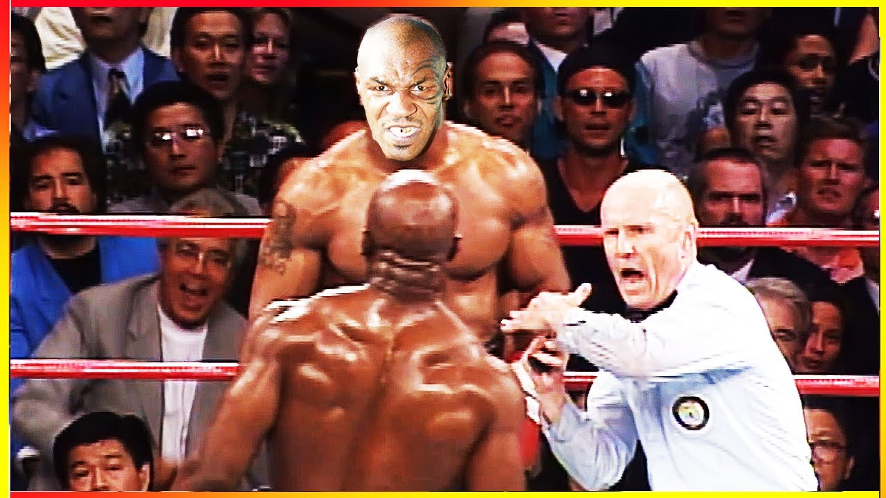 How Mike Tyson Got Destroyed