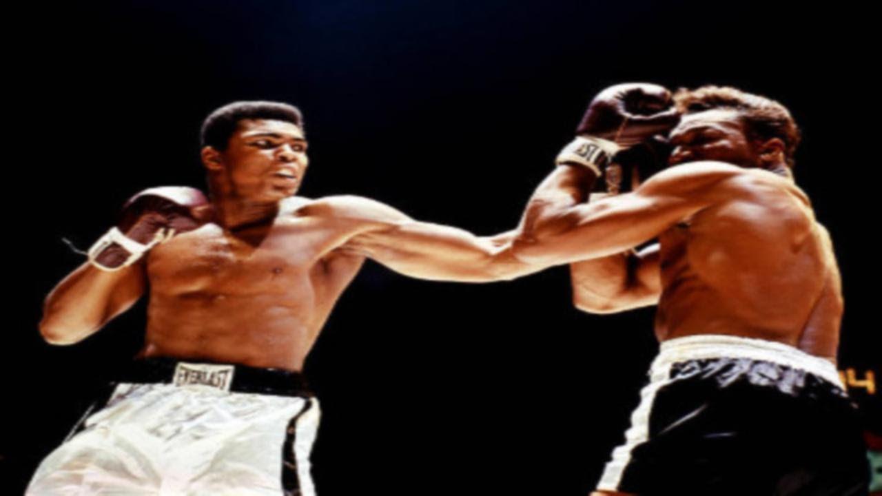 Muhammad Ali – Legendary Jab