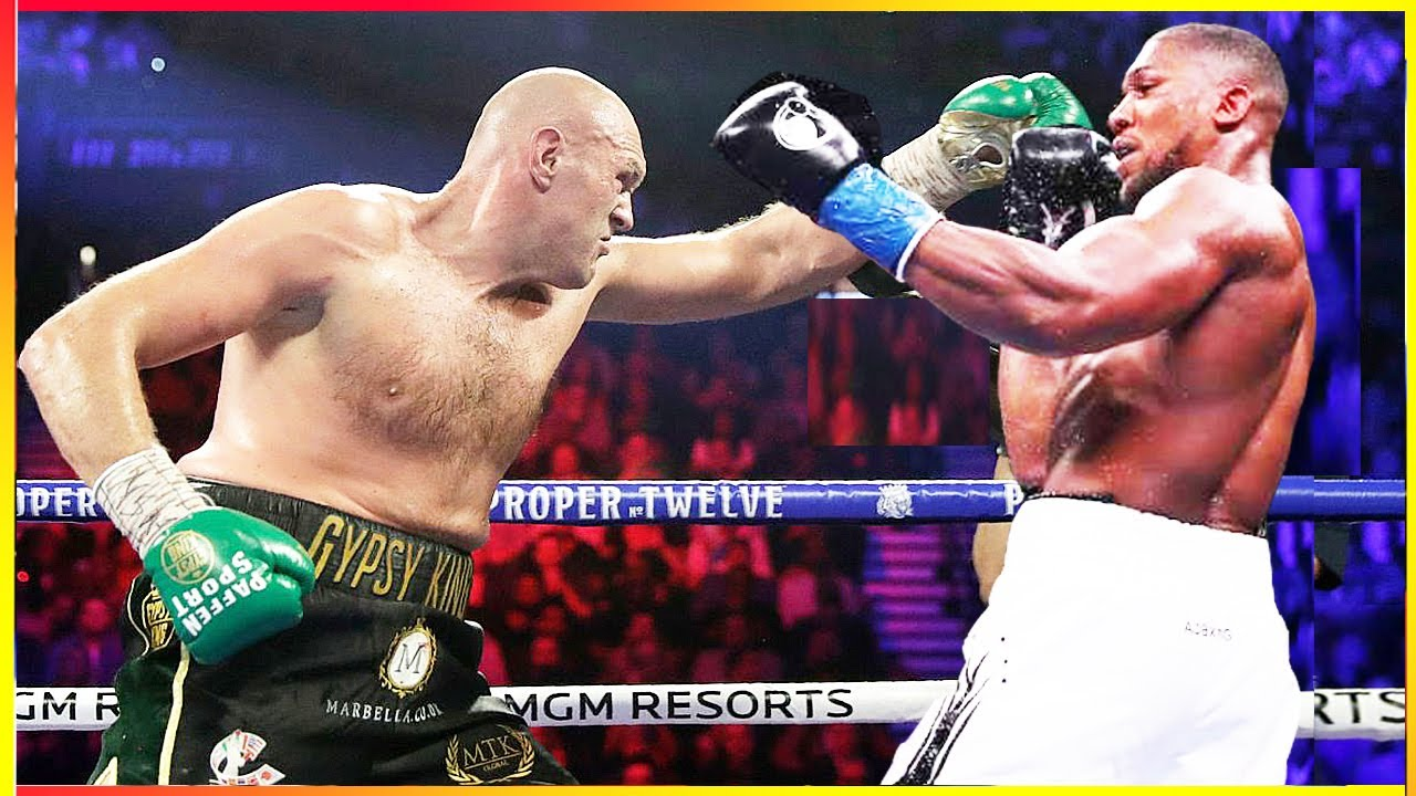 Tyson Fury vs Anthony Joshua – Two Blockbuster Battles