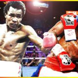 Floyd Mayweather Jr. vs Sugar Ray Leonard – Mythical Showdown