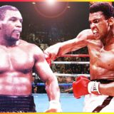 Mike Tyson vs  Muhammad Ali – POWER vs SPEED