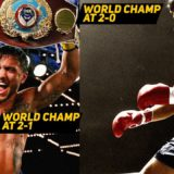 THE MAN WHO BECAME WORLD CHAMPION AT 2-0