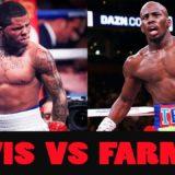 Gervonta Davis vs Tevin Farmer