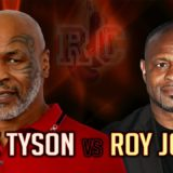 Some thoughts on Mike Tyson vs Roy Jones Jr