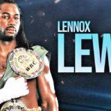 The Destructive Power Of Lennox Lewis