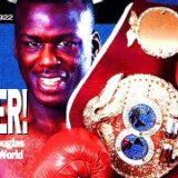 BUSTER DOUGLAS ☆☆☆ GREATEST HITS