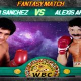 Fantasy Fight: Salvador Sanchez vs Alexis Arguello