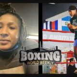 SHADASIA GREEN: ALL-AMERICAN TO WORLD CHAMP I Full Interview I BOXING WORLD WEEKLY