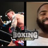 STEPHEN FULTON JR.: READY FOR ANGELO LEO I Fight Week Interview I BOXING WORLD WEEKLY